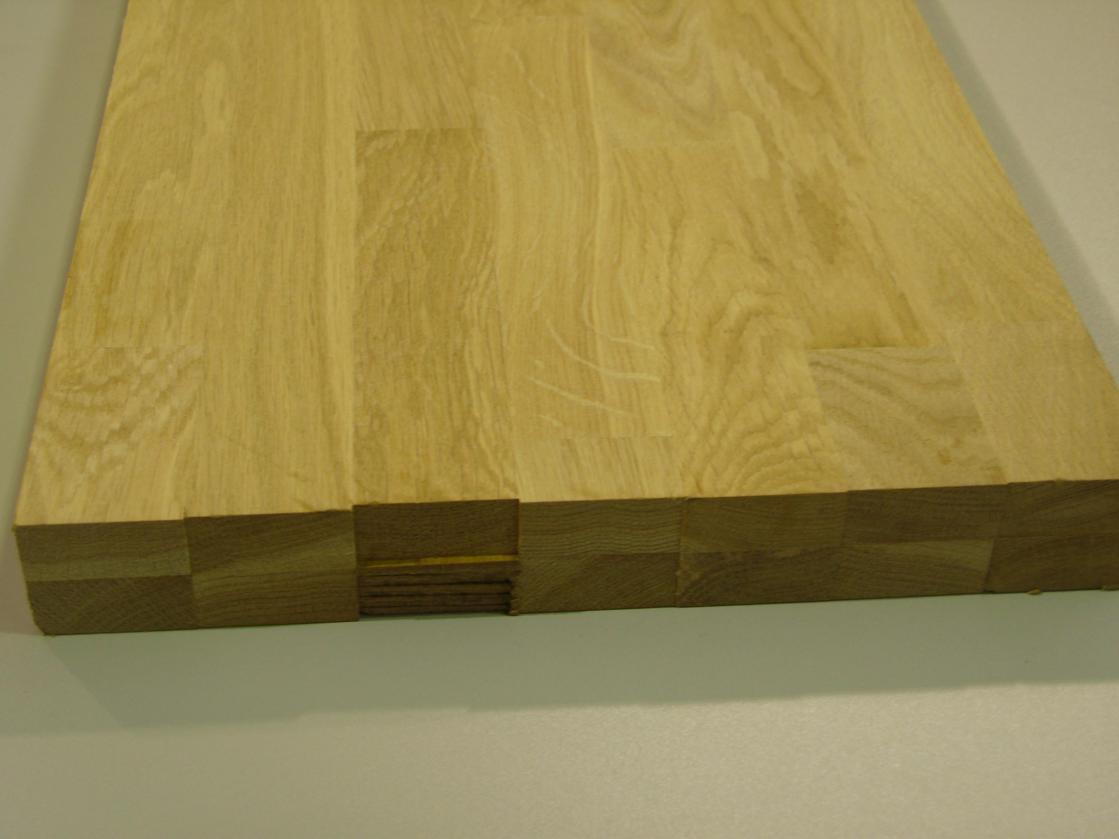 Ąžuolo mediena