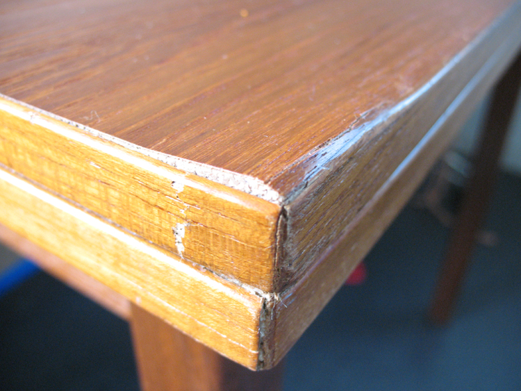 Laminuoti baldai po ilgo naudojimo